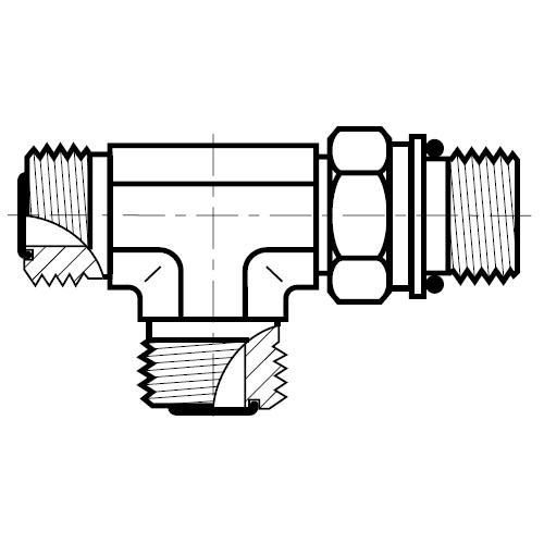 R8OMLO - hydraulická EL spojka O-Lok