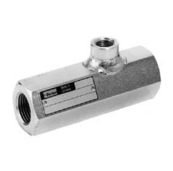 RH - hydraulicky řízený zpětný ventil