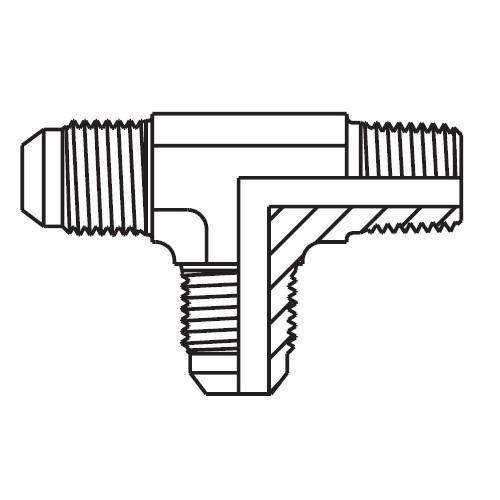 RMTX - hydraulická EL spojka Triple-Lok® 37°