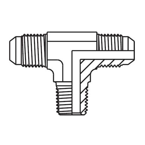 S3MX - hydraulická ET spojka Triple-Lok® 37°