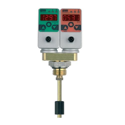 Elektronická teplotní čidla a hladinoměry SCLTSD