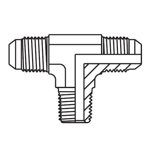 SMTX - hydraulická ET spojka Triple-Lok® 37°