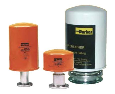 Odfukový filtr na nádrž