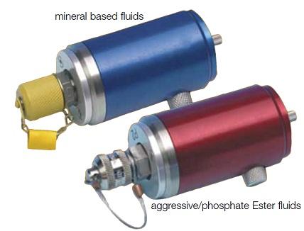 Zařízení na odebírání vzorků minerálních olejů SPS