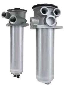 SRL - hydraulický nízkotlaký vratný filtr Parker