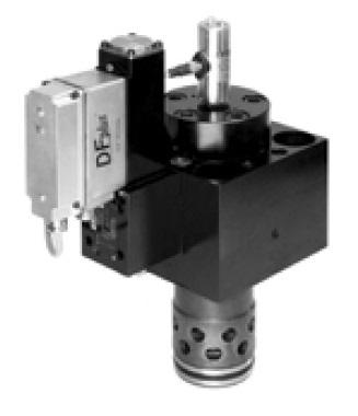 TDP_EH - hydraulický proporcionální šktrící ventil