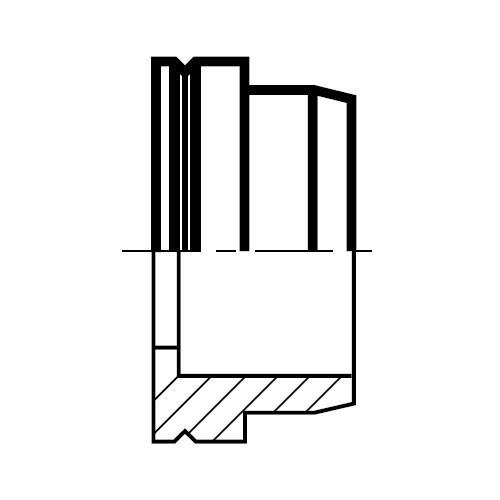 TL - hydraulická přítlačná objímka O-Lok