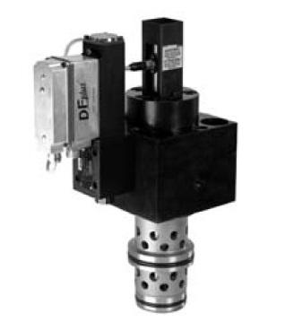 TPQ_WH - hydraulický proporcionální šktrící ventil