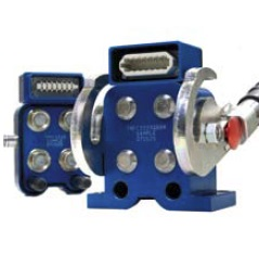 TEMA standardní vícenásobné ručně ovládané multispojky