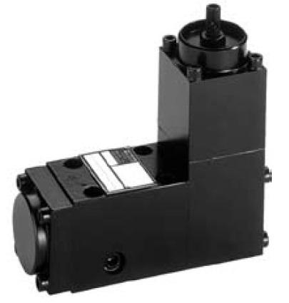 Tlakový pojistný ventil nepřímo řízený - VB_Y_K