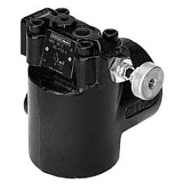 Hydraulické ventily do potrubí