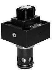 SVLB - hydraulicky řízený zpětný ventil
