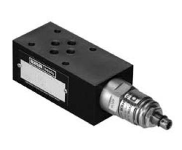 ZDV-Denison - hydraulický pojistný ventil