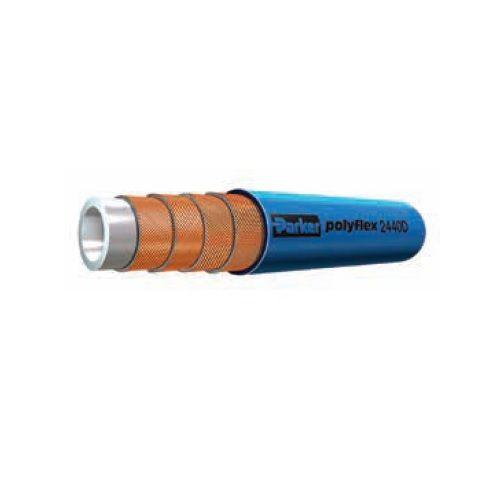2440D\N - termoplastická Polyflex hadice pro Ultra vysoké tlaky