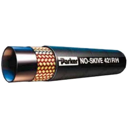 421RH - středotlaká hadice s pláštěm zpomalující hoření No-Skive