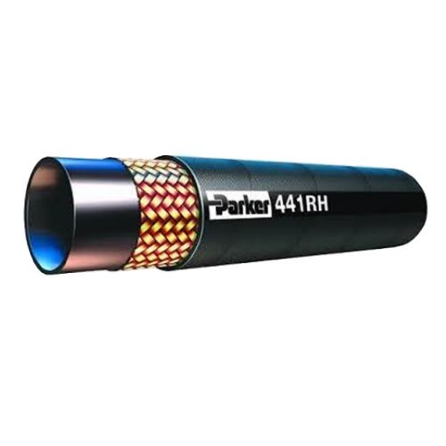 441RH - středotlaká kompaktní hadice pro vodu a olej No-Skive