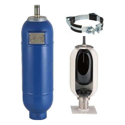 Hydraulické akumulátory OLAER