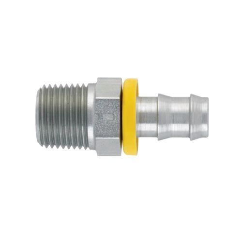 01 - Push-Lok koncovka AGN nástrčné hrdlo přímé