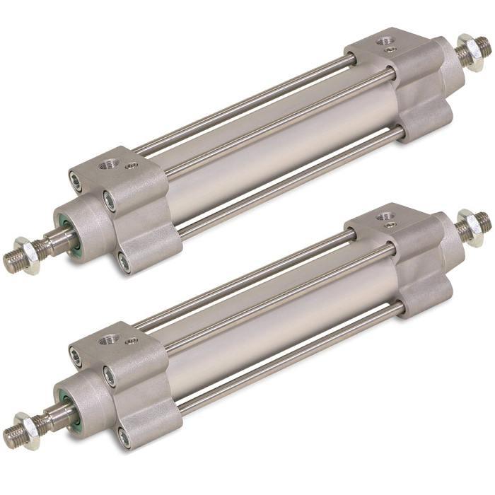 P1F-N - pneumatické válce dle ISO 15552 Parker