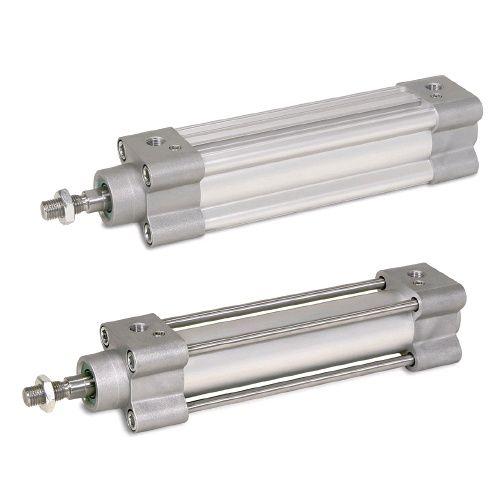 P1F - pneumatické válce dle ISO 15552 Parker