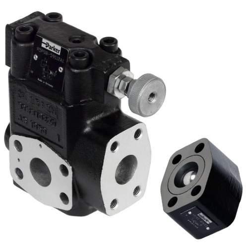 Hydraulické přírubové SAE ventily