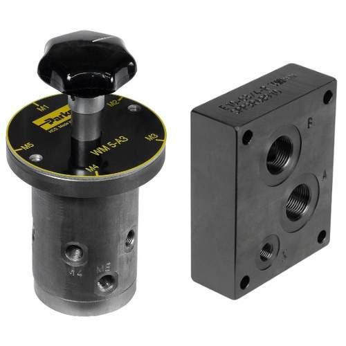 Příslušenství pro hydraulicky ovládané ventily