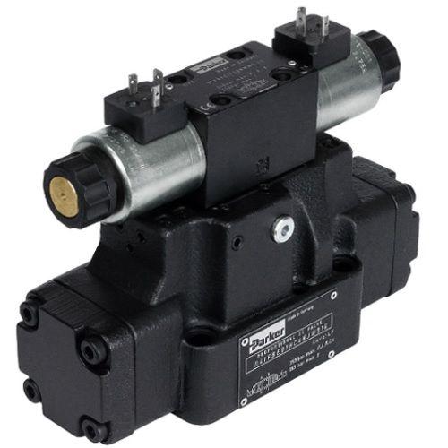 D31-111FB - proporcionální nepřímo řízený ventily