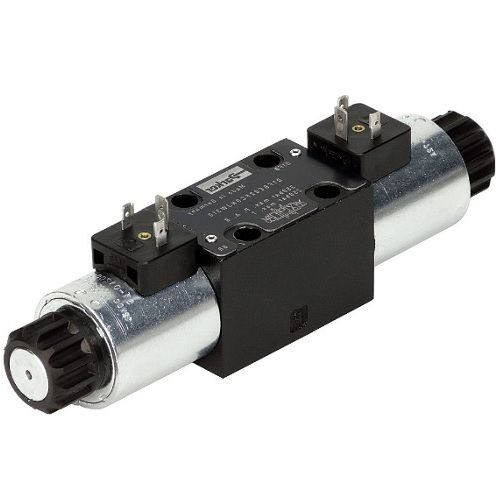 D3FB - proporcionální přímo řízený ventily