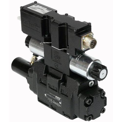 D31-111FC - hydraulické proporcionální DC ventily