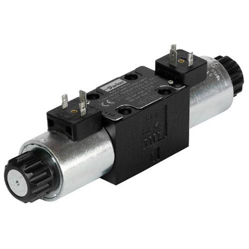D1FV - hydraulické proporcionální tlakové redukční ventily