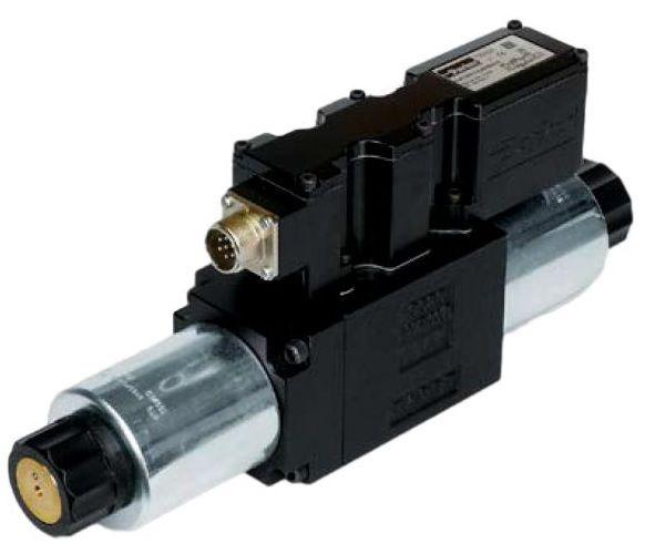 D3FC - hydraulické proporcionální DC ventily