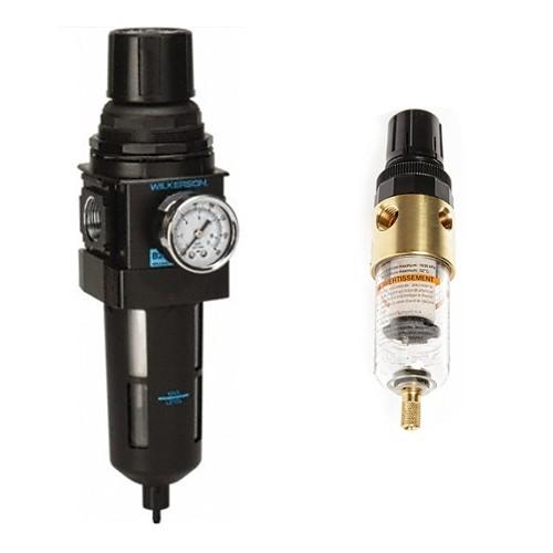 Filtr-regulátory pro úpravu vzduchu